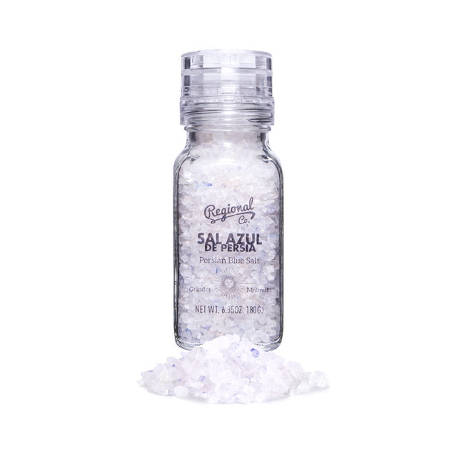 sal de persia