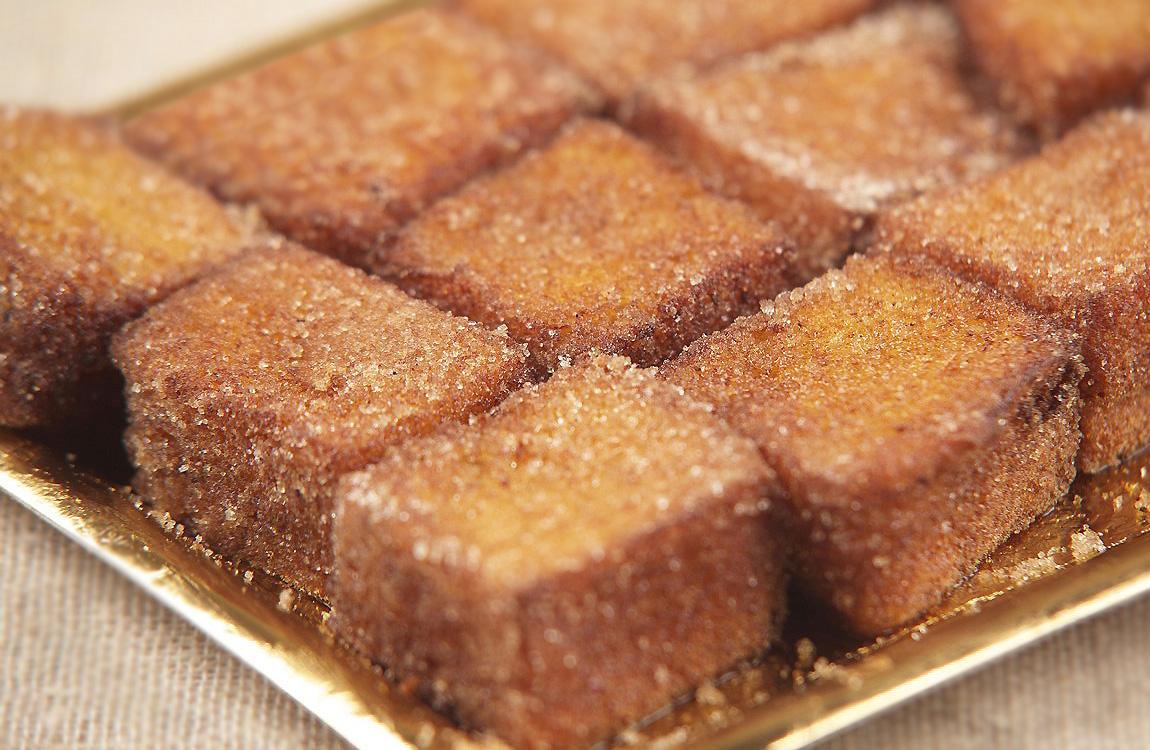 Los dulces de semana santa y las especias regional co for Canape definicion