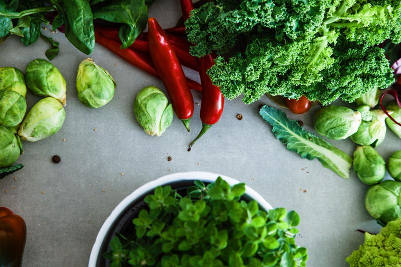Importancia de la comida ecológica para la salud