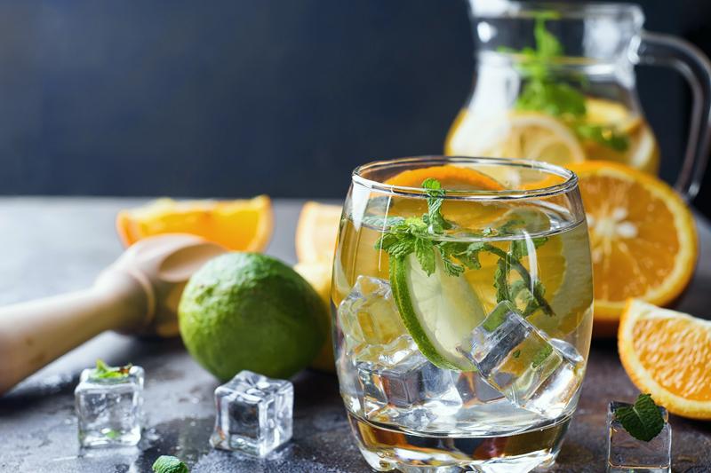 Cocktails con ginebra
