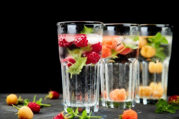 5 Aguas de sabor para este verano